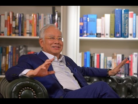 Exclusive Interview: Najib on China, Trump and GE14