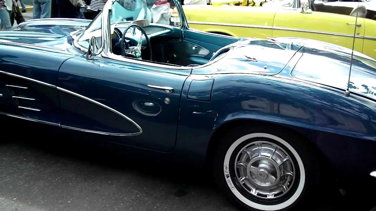 Corvette Compilation 1950's & 1960's - YouTube
