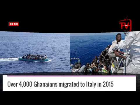 THE LIBYA STORY-THE DEADLY VOYAGE BY GHANAIANS TO EUROPE