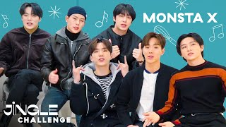 MONSTA X Creates Their Own Hilarious Jingles In This Challenge | Delish