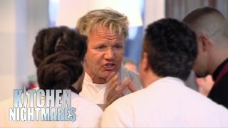 Jake Finally takes Control of his Kitchen - Kitchen Nightmares