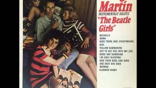 George Martin - Michelle (2016 Stereo Remaster By TheOneBeatleManiac)