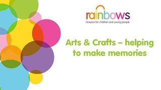 Rainbows Arts & Crafts Memory Making