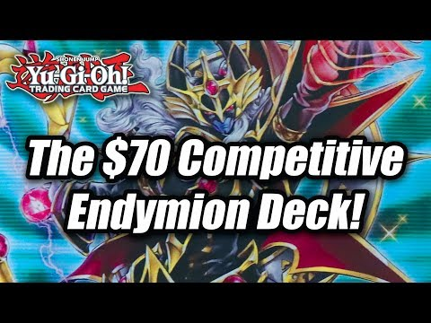 Yu-Gi-Oh! The $70 Competitive Budget Endymion Pendulum Deck Profile