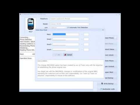 Huawei IDEOS C8150 MEID Repair