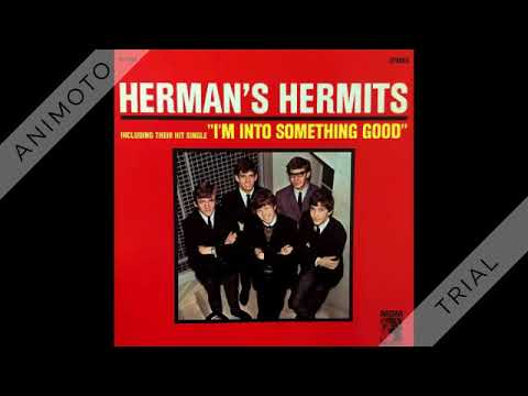 HERMANS HERMITS im into something good Side Two