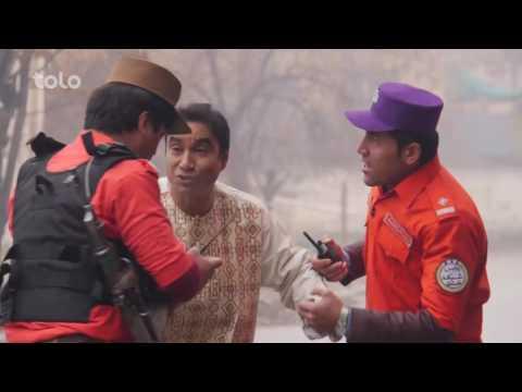 پولیس 119 - شبکه خنده - قسمت نهم / 119 Police - Shabake Khanda - Episode 9