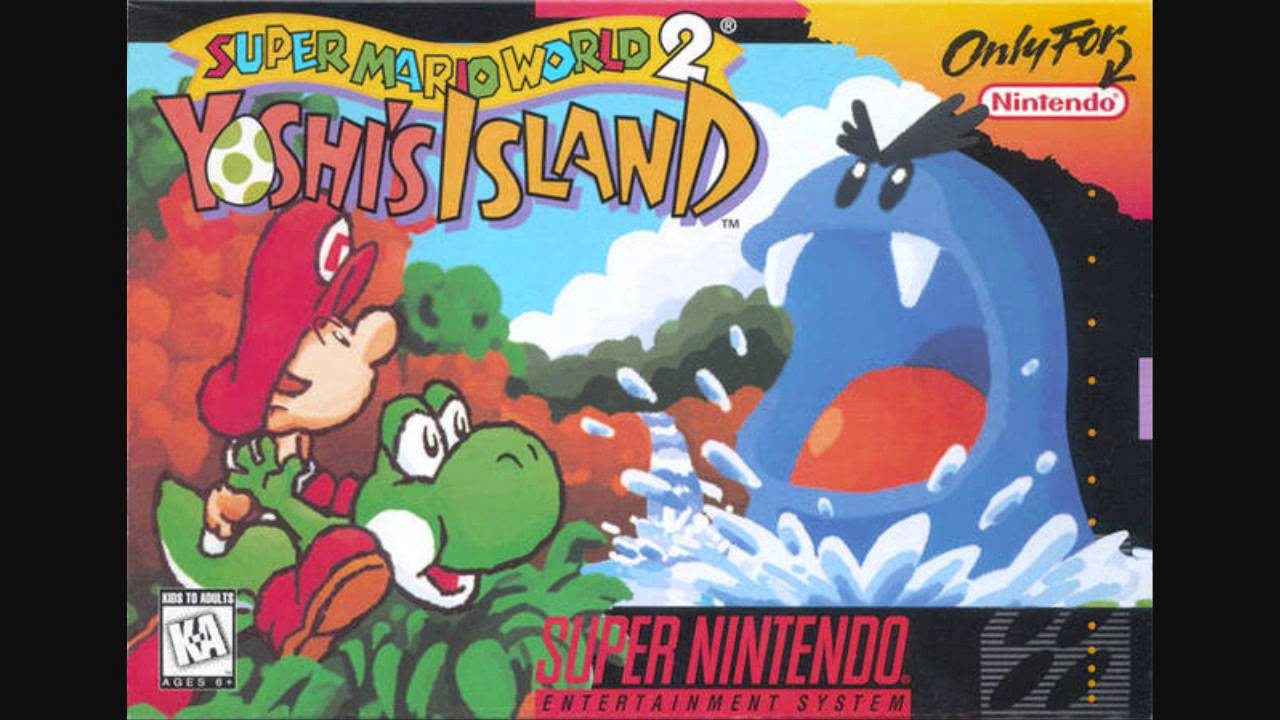 super mario world 2 yoshi s island snes Super Mario World 2 - Yoshi's Island Credits (Orchestrated - 2nd) - YouTube