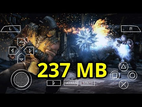 mortal kombat unchained iso highly compressed - Myhiton