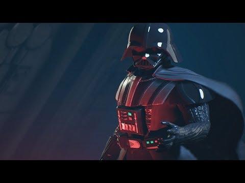 Darth Vader Scene - Star Wars Jedi Fallen Order Ending Scene