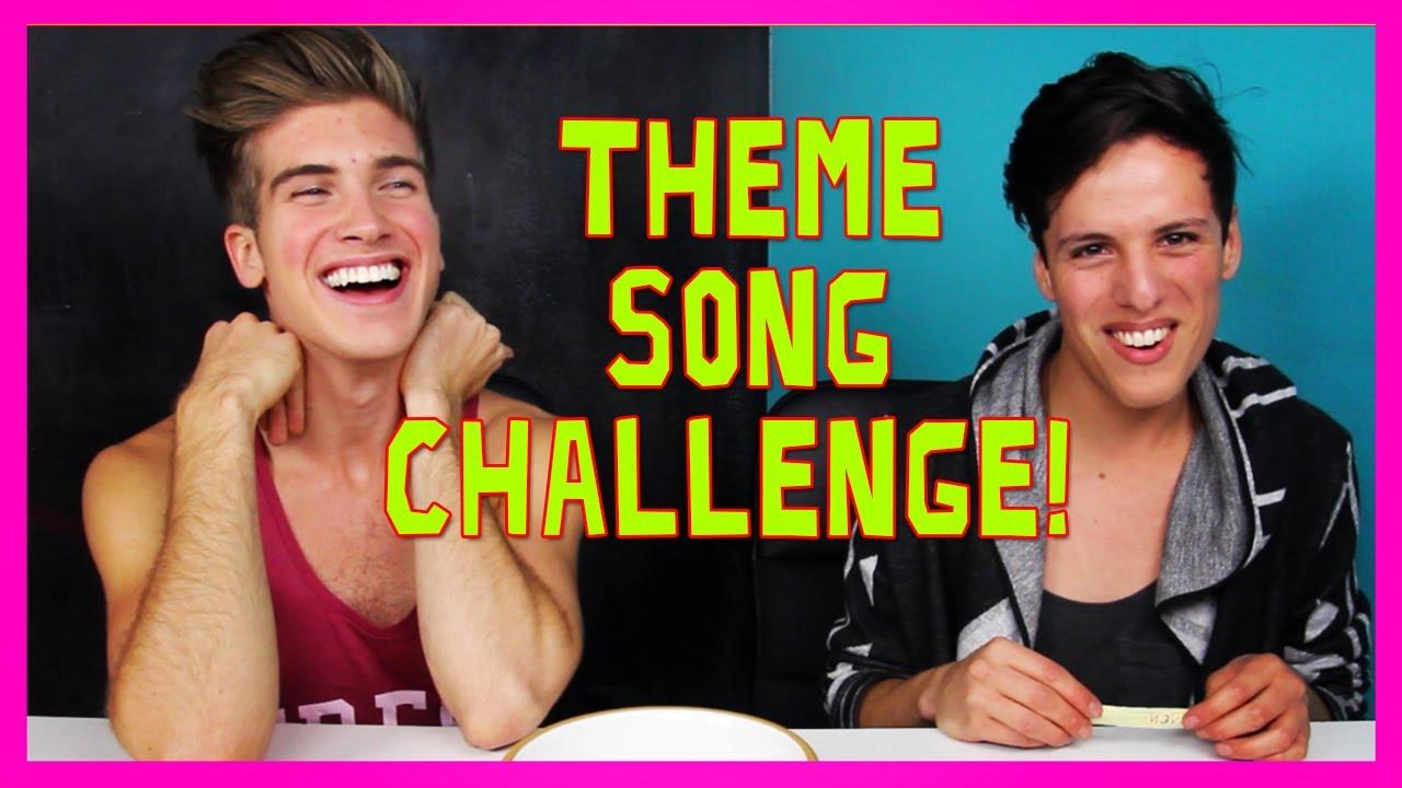 meet the huggetts theme tune challenge