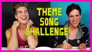 THEME SONG CHALLENGE!