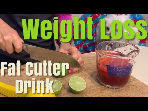 Lose Weight FAST – Weight Loss Morning Routine Fat Cutter Drink