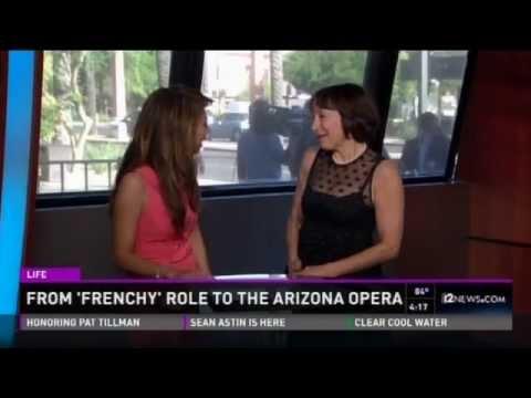 Didi Conn on Channel 12