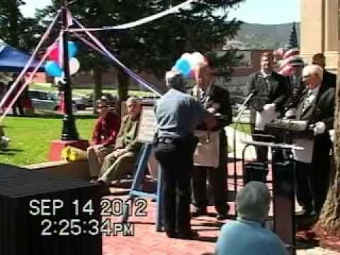 Las Animas County Court House 100th Anniversary