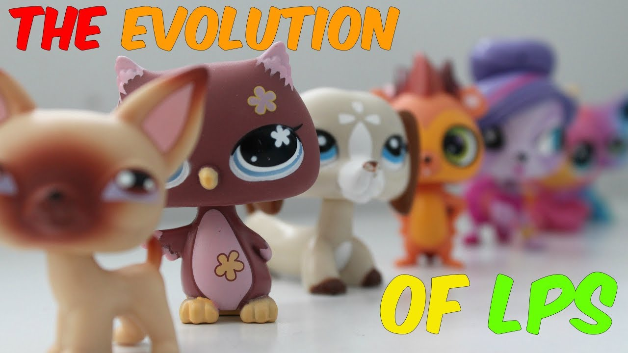 The Evolution of Littlest Pet Shops