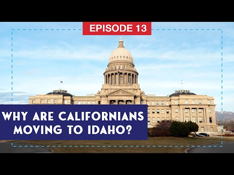 NSE News: Why Are Californians Moving to Idaho?