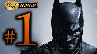 Batman Arkham Origins Walkthrough Part 1 [1080p HD] - First 2 Hours! - No Commentary