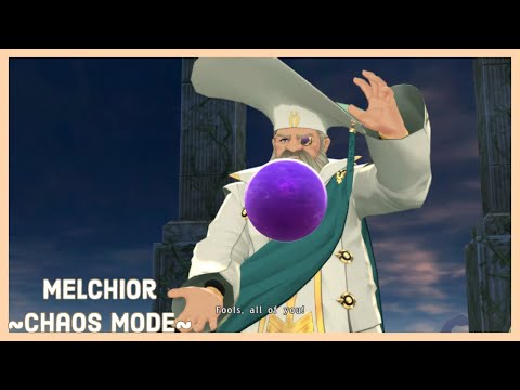 Tales of Berseria Chaos Mode~Melchior(1) |