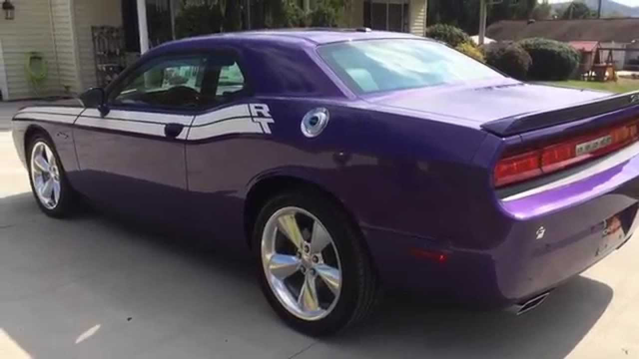 2013 Dodge Challenger R T Classic 1 Owner For Sale On Ebay