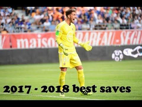 Benjamin Lecomte La relève - Best Saves - 2017-2018