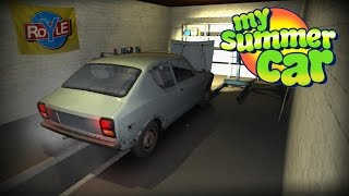 My Summer Car Playthough (Blind) #1