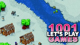 Cannon Fodder (DOS) - Let's Play 1001 Games - Episode 103