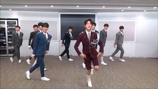 TRCNGより愛のダンスメッセージ到着!