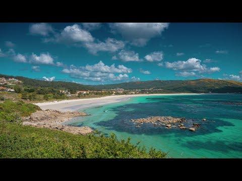 North Spain - Drone secret Surfspots and Beaches - San sebastian, Cantabria, asturias, galicia