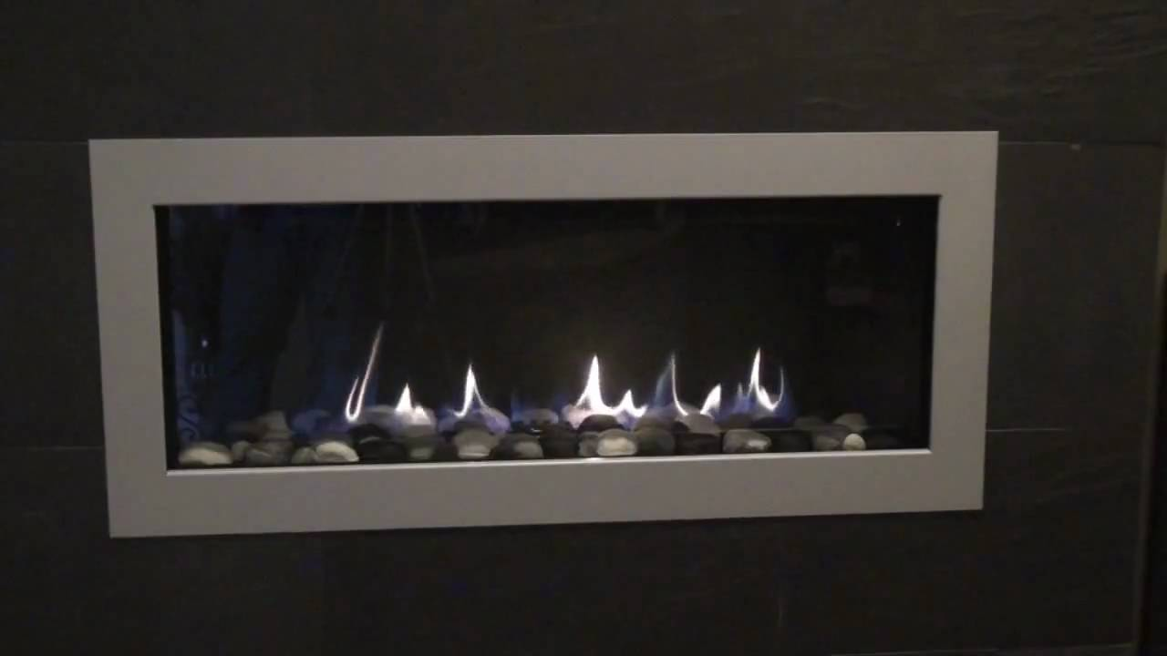 Cosmo Linear gas fireplace by Heat & Glo available at Okanagan ...