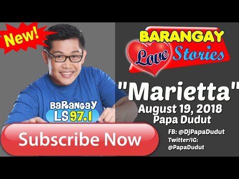 Barangay Love Stories August 19, 2018 Marietta
