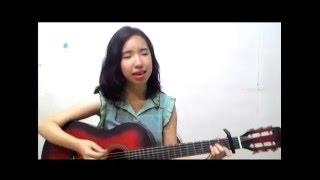 好想你 hao xiang ni- Joyce Chu ( short easy cover)