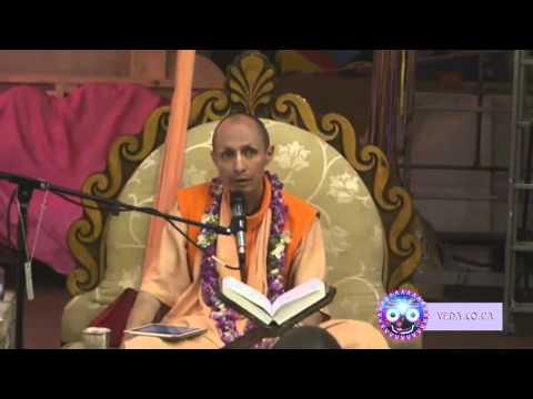 Чайтанья Чаритамрита Ади 5.70-71 - Бхакти Ананта Кришна Госвами