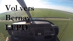 Vol vers Bernay LFPD
