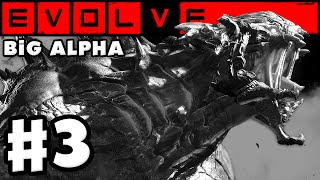 Evolve Big Alpha - Gameplay Walkthrough Part 3 - Medic! (1080p 60fps HD PC Gameplay)