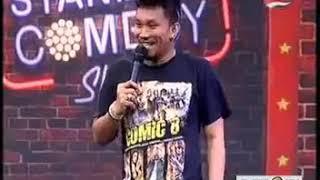 Stand Up Comedy Terlucu Pakar KW Mongol Stress Lucu Banget