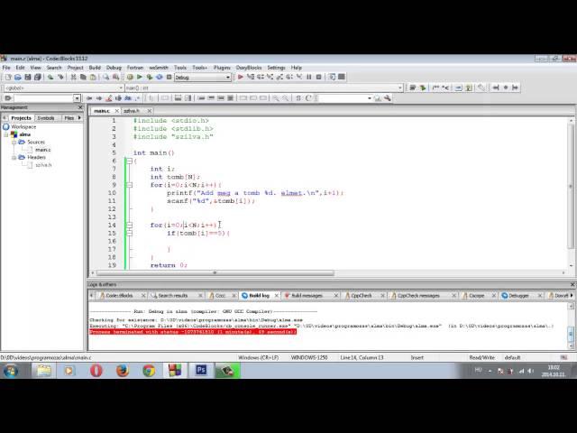 Programozási Tételek - Megszámlálás