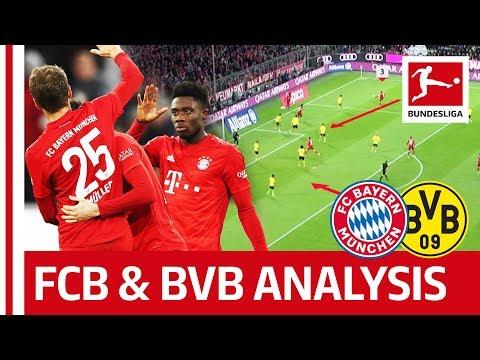 The Reasons Behind Bayern München's Klassiker Win Against Borussia Dortmund