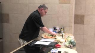 Recipe: Veggie Delight Pizza