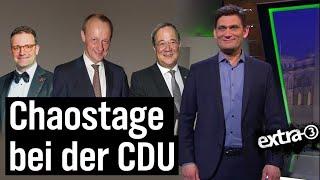 Führungslose CDU