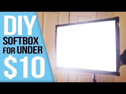DIY Soft Box