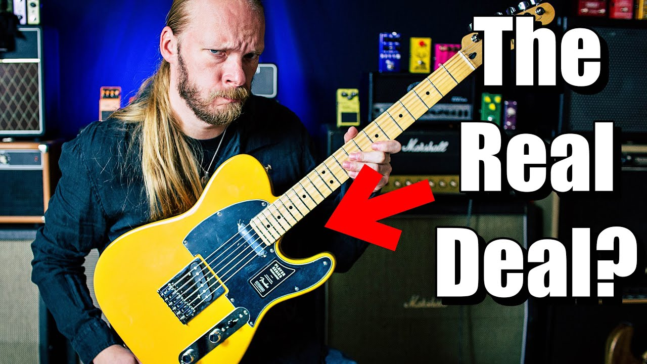 Fender Player Series Telecaster (How Good Is It?)