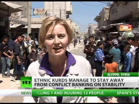 Blasts & killing fail to blow apart Kurdish chance in Syria
