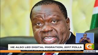 Matiang'i new role causes anxiety