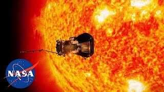 Скачать NASA Parker Solar Probe Journey To The Sun