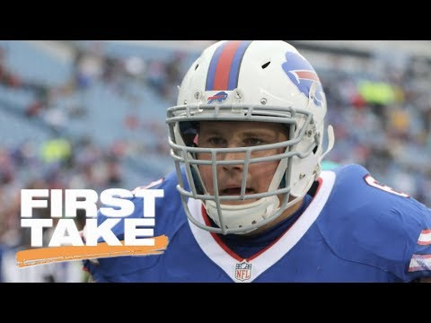 Stephen A. Smith reacts to Richie Incognito blasting Thursday Night Football | First Take | ESPN