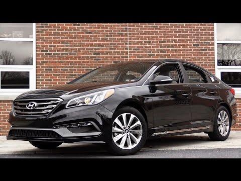 2017 Hyundai Sonata Sport: Review
