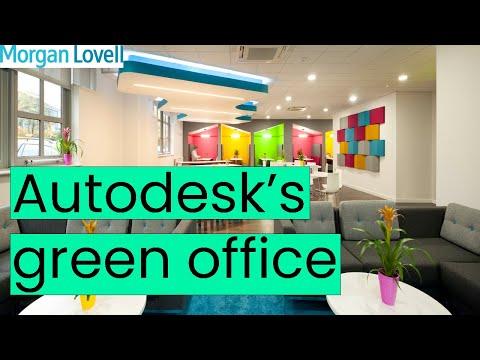 Autodesk's Green Office - LEED Gold / SKA Silver