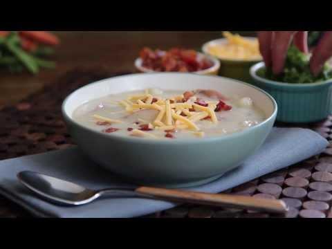 How to Make The Ultimate Potato Soup | Soup Recipe | Allrecipes.com