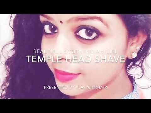 headshave- -south-indian-girl- -temple-head-shave-~-playyourhair